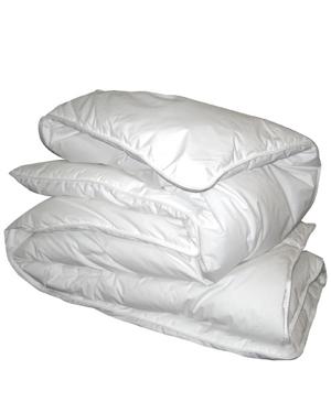 couette sensation duvet suprelle 450g m2 qu bec couettes cocon coton. Black Bedroom Furniture Sets. Home Design Ideas